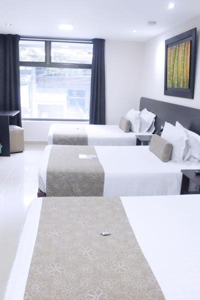 Habitacion-triple-hotel